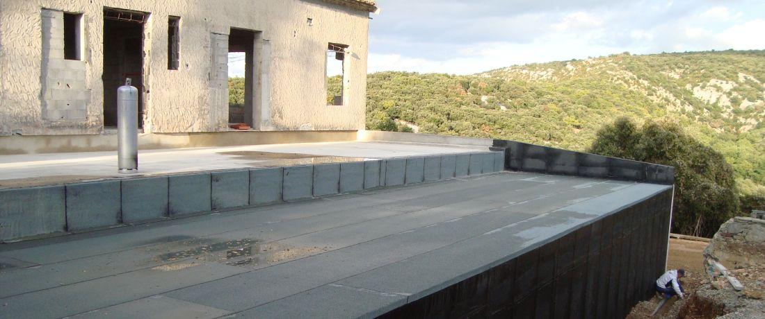 Etanchéité des toitures